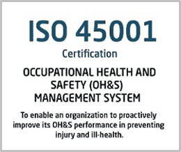 ISO 45001 Certification Thailand